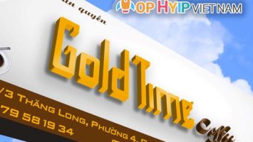 Review Gold Time Coffee