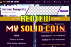 review mysolidcoin